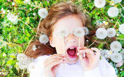 Pollensaison – Herausforderung für die Augen