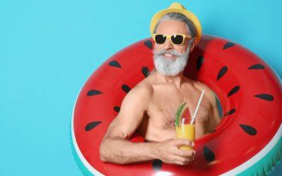 O du schöne Sommerzeit – Stress für die Augen